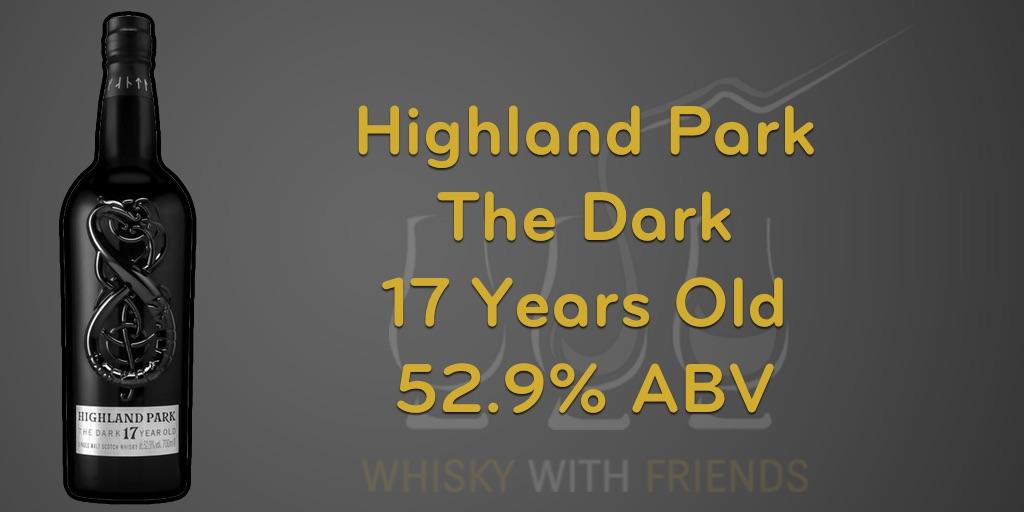 Highland Park The Dark – Proefnotities