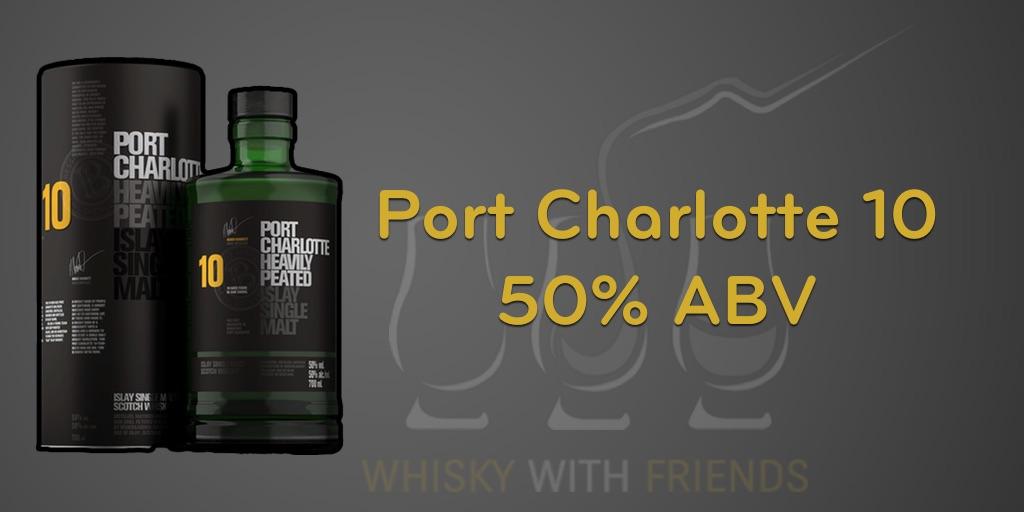 Port Charlotte 10 – Proefnotities