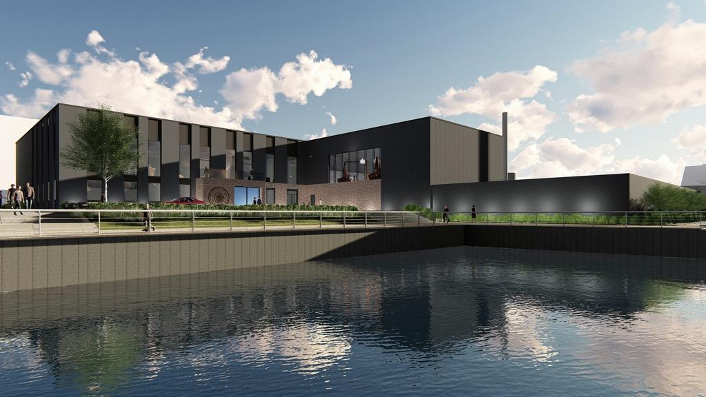 Clutha Distillery wordt de naam van de nieuwe Douglas Laing distilleerderij in Glasgow.
