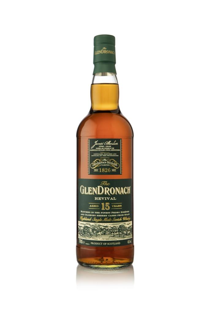 The Glendronach Revival komt terug.