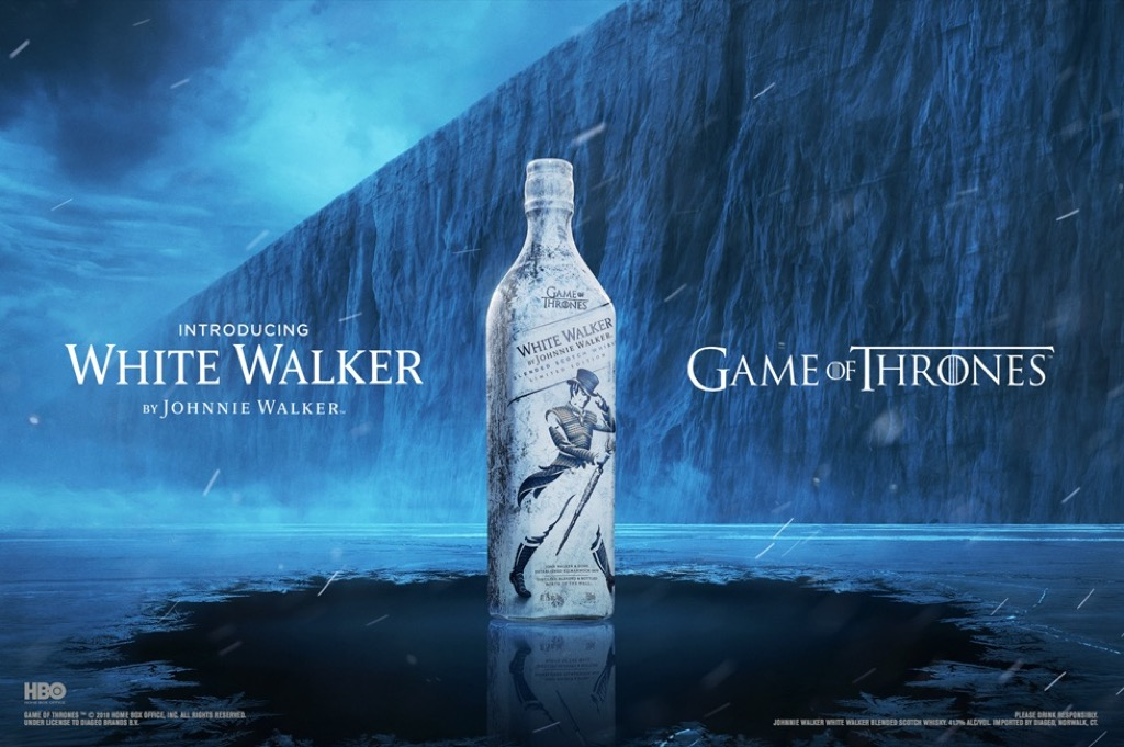 Maak kennis met White Walker by Johnnie Walker