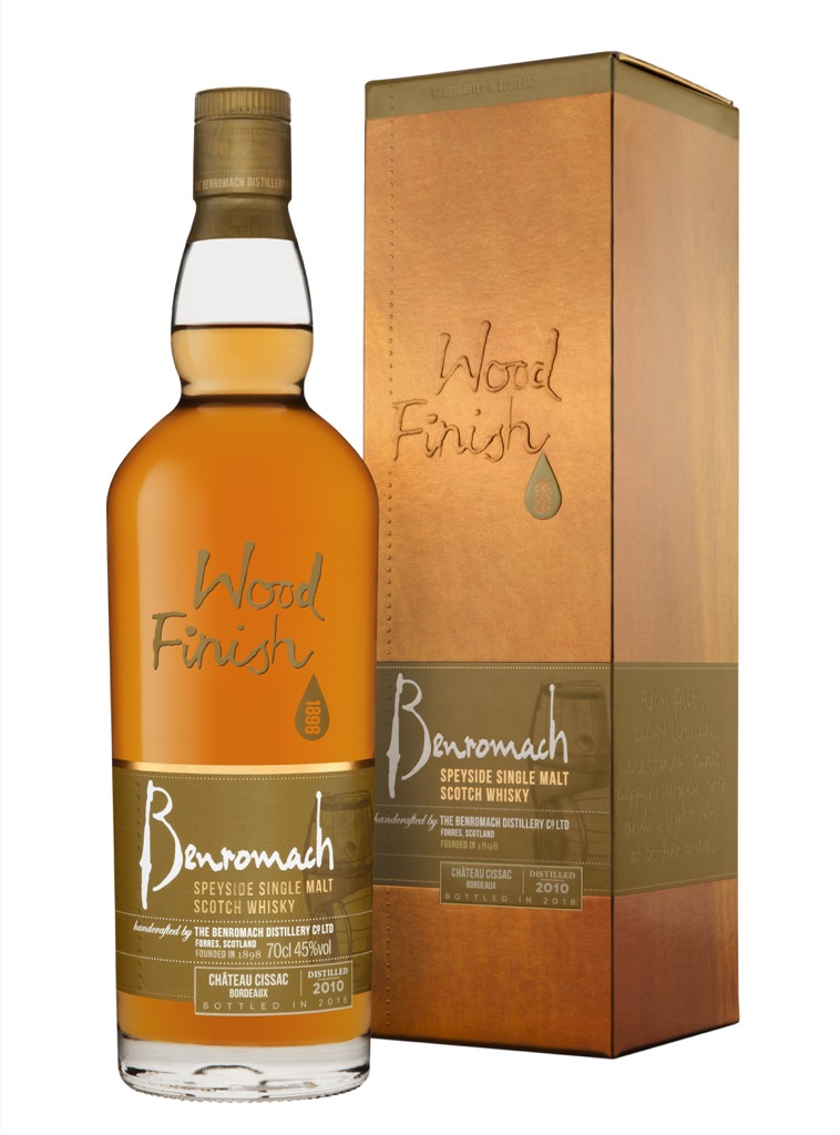 Benromach Chateau Cissac 2010 – Proefnotities
