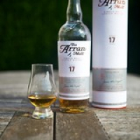 "The Arran 17 bottle, cask, and dram • <a style=""font-size:0.8em;"" href=""http://www.flickr.com/photos/21531446@N05/14791248468/"" target=""_blank"">View on Flickr</a>"