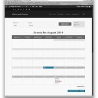 "Whisky Kalender - Maandoverzicht • <a style=""font-size:0.8em;"" href=""http://www.flickr.com/photos/21531446@N05/14965883166/"" target=""_blank"">View on Flickr</a>"