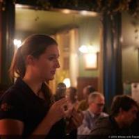 "Lucie Stroesser, European Brand Ambassador van The Arran Distillery • <a style=""font-size:0.8em;"" href=""http://www.flickr.com/photos/21531446@N05/15524653636/"" target=""_blank"">View on Flickr</a>"