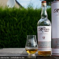 "The Arran 17 bottle, cask, and dram • <a style=""font-size:0.8em;"" href=""http://www.flickr.com/photos/21531446@N05/14977503682/"" target=""_blank"">View on Flickr</a>"
