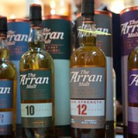 "The Arran Malt Line-Up • <a style=""font-size:0.8em;"" href=""http://www.flickr.com/photos/21531446@N05/15812071932/"" target=""_blank"">View on Flickr</a>"