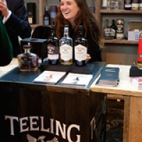"Teeling Irish Whiskey Stand • <a style=""font-size:0.8em;"" href=""http://www.flickr.com/photos/21531446@N05/15190548554/"" target=""_blank"">View on Flickr</a>"