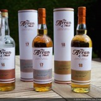 "Arran The Road to 18 - Packaging & bottles • <a style=""font-size:0.8em;"" href=""http://www.flickr.com/photos/21531446@N05/17051599624/"" target=""_blank"">View on Flickr</a>"